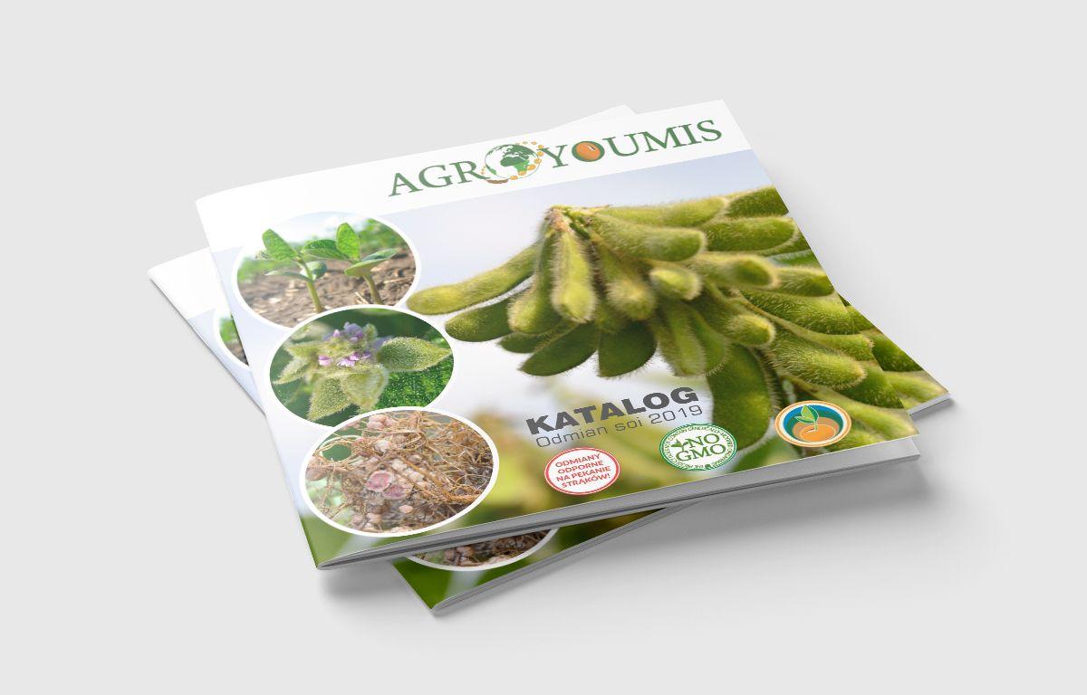 Agroyoumis | Rolnictwo - Projektowanie katalogów - Viatas