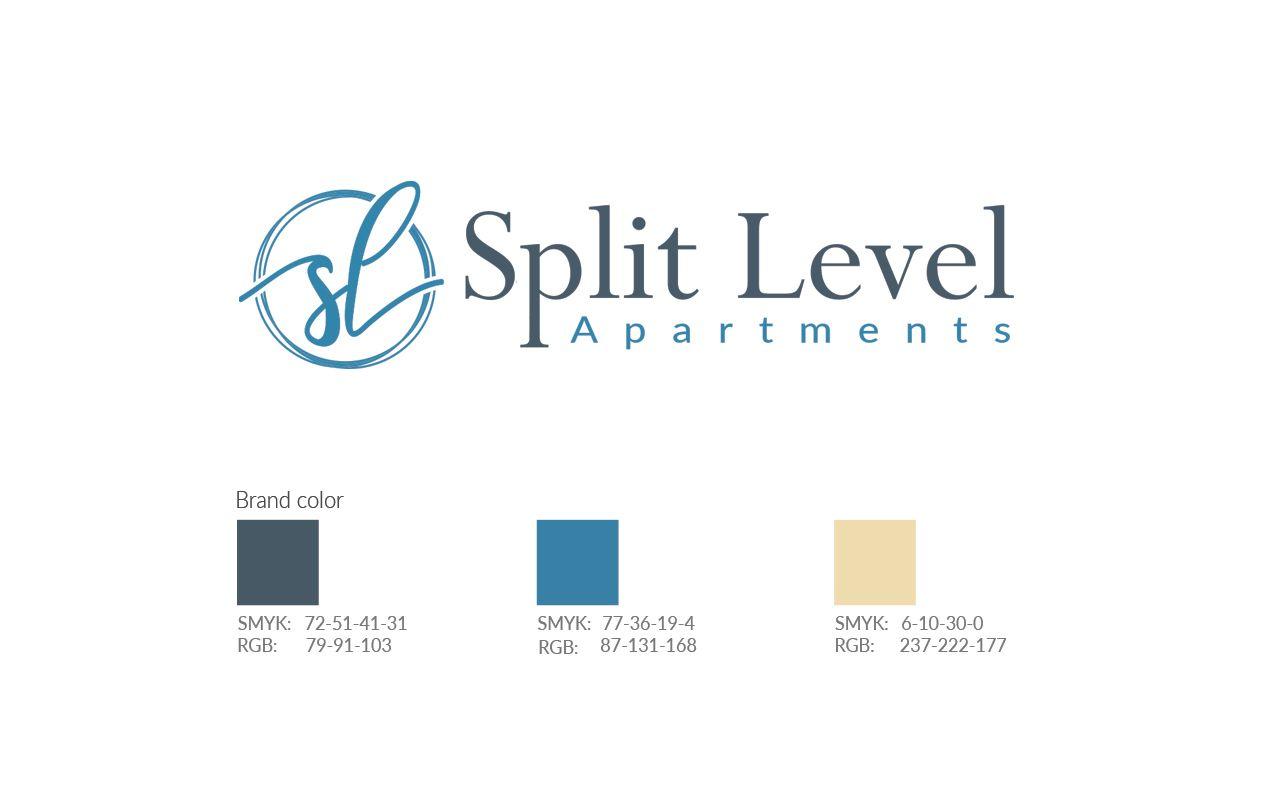 Apartamenty Split Level - Strona firmowa/ Wizytówka/ Ulotka - VIATAS 2