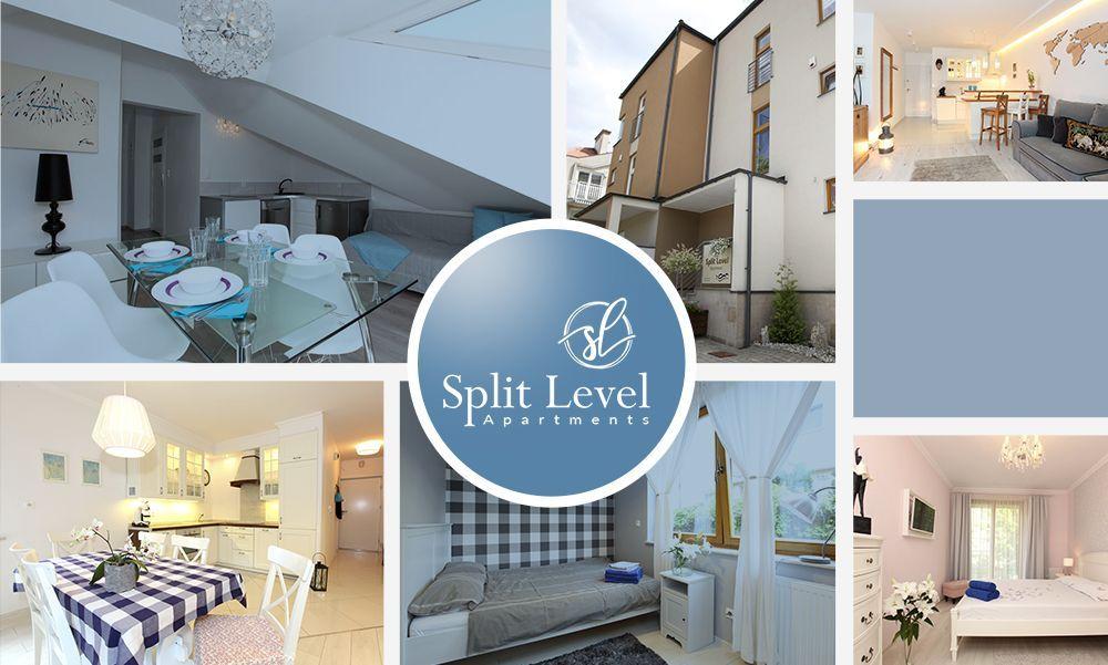 Apartamenty Split Level - Projekty graficzne materiałów reklamowych - Viatas