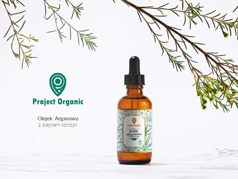 Project Organic – Opakowanie / Projekt Etykiety - Studio VIATAS