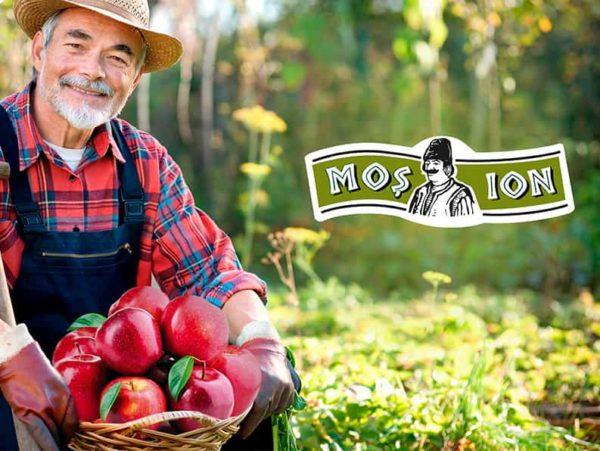 Mosion - Projekt opakowania soków - Studio VIATAS