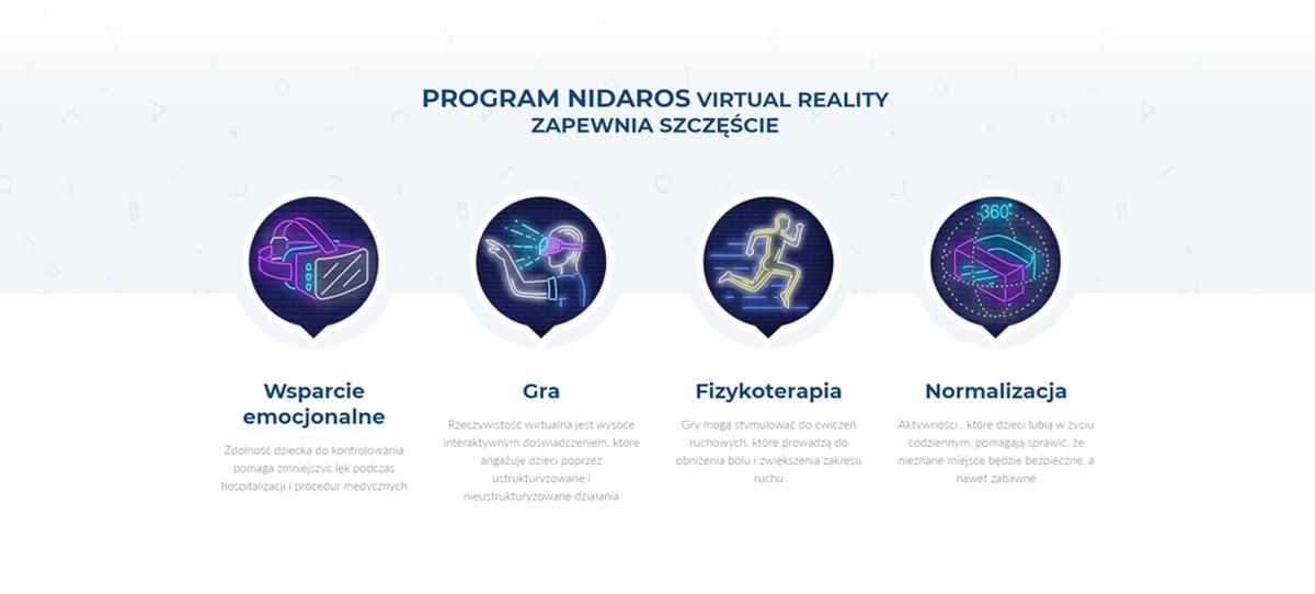 Nidaros - Grafika dla strony www - Studio VIATAS