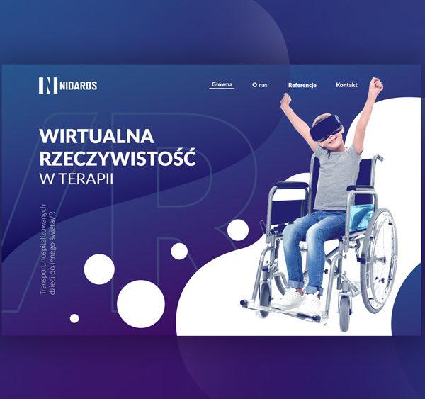 Nidaros - Tworzenie stron internetowych - Studio VIATAS